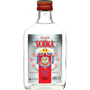 Region Vodka Herbalko 37.5% 0.2l