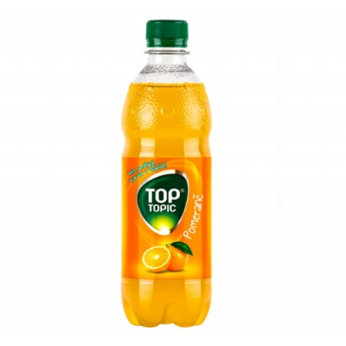 Top topic pomeranč 0.5l