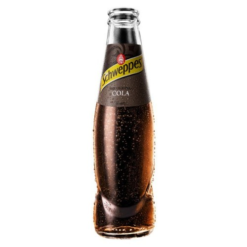Schweppes cola 0.25l