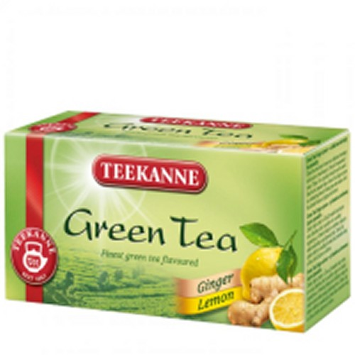 Teekanne ginger lemon