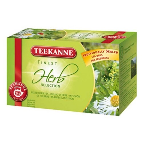 Teekanne Herb selection