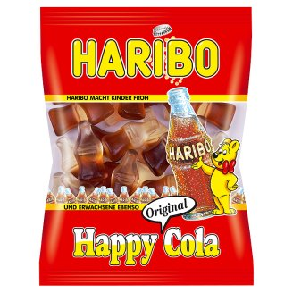 Bonbóny Haribo Happy Cola 100g