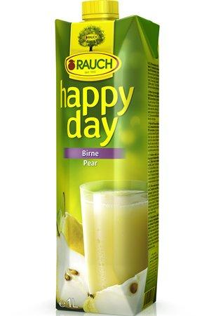 Rauch Happy Day Hruška 50% 1l