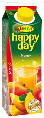 Rauch Happy Day Mango 1l