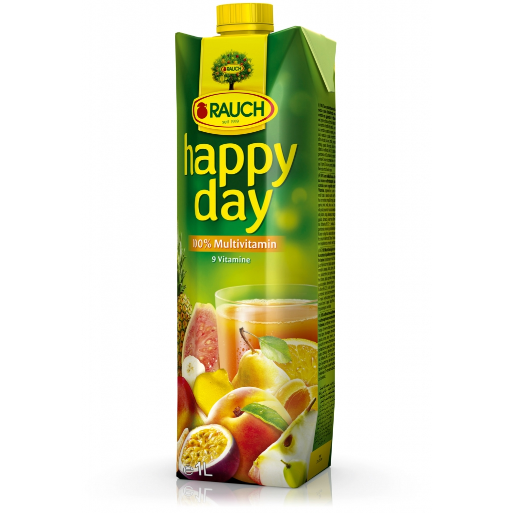 Rauch Happy Day Multivitamín 1l