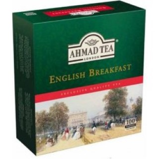 Ahmad Tea English breakfast 100/2g