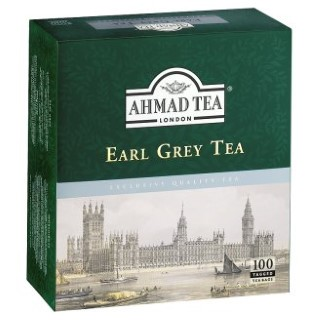 Ahmad Tea Earl Grey 100/2g