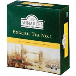 Ahmad Tea English No. 1 100/2g