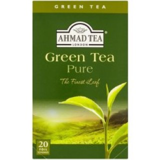 Ahmad tea Green 20/2g