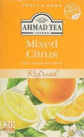 Ahmad tea Mixed citrus 20/2g