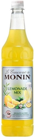 Monin Lemonade Mix - Citronádový mix Sirup 1l