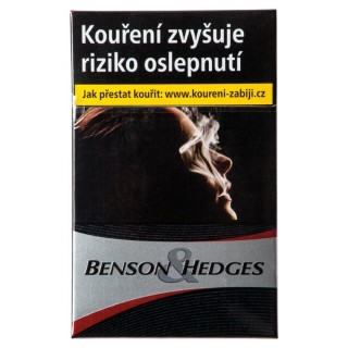 Benson Hedges black V90,-