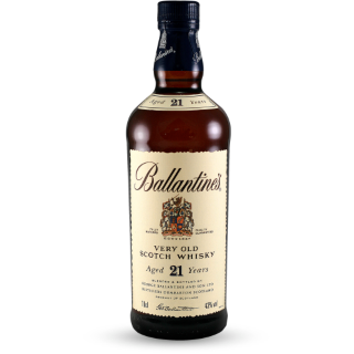 Ballantine's 21years old whisky 43% 0,7L