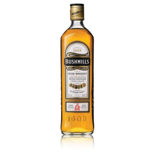 Bushmills irish whisky 40% 1L