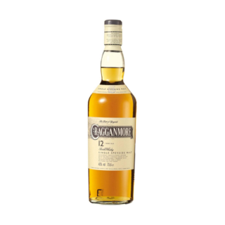Cragganmore single skot.whisky 0.7l 40%