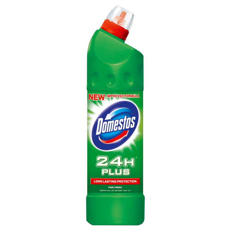 Domestos wc 750ml pine fresh