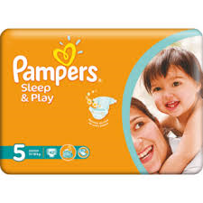 Pleny Pampers sleep&play 5junior 42ks 11-18kg