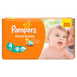 Pleny Pampers sleep&play 4maxi 50ks 8-14kg