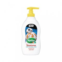 Sprchový gel kids star wars 400ml