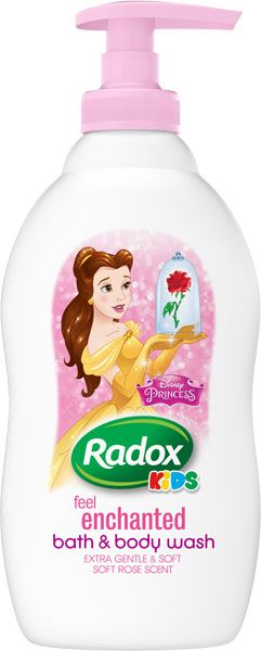 Sprchový gel kids princess 400ml/Radox