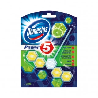 Domestos wc power 55g lime