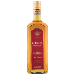 Gold cock 3y whisky 0,7l 40%