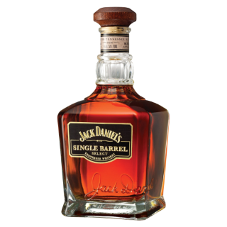 Jack Daniels 0.7l barrel 45% amer.whisky