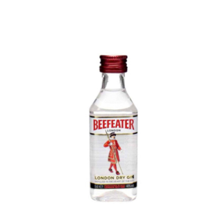 Beefeater Gin 40% 0.05l