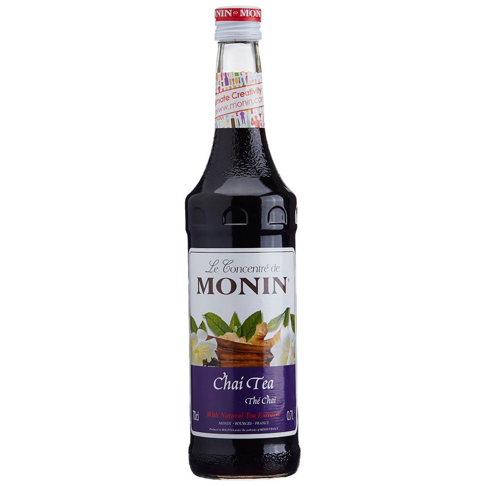 Monin Chai Tea Sirup 0.7l