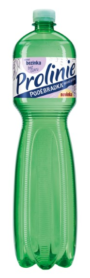 Poděbradka Prolinie 1.5l bezinka PET