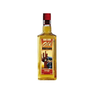 Mexicana Olé Gold Tequila 38% 0.7l