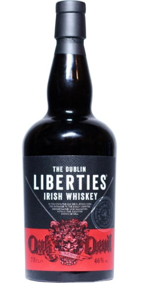 The Dublin Liberties 46%  0,7l
