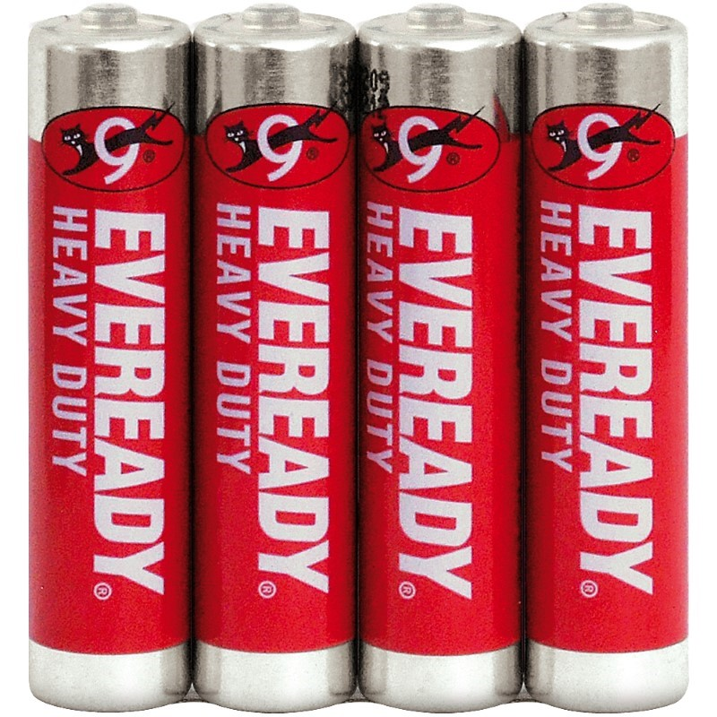 Baterie Eveready AAA/4 ks