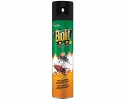 Spray proti hmyzu Biolit 300ml