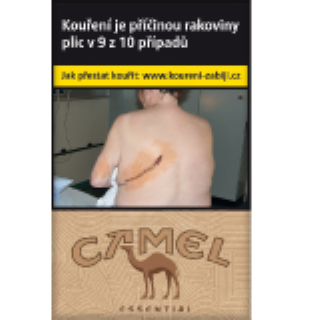 Camel essential brown V98,-