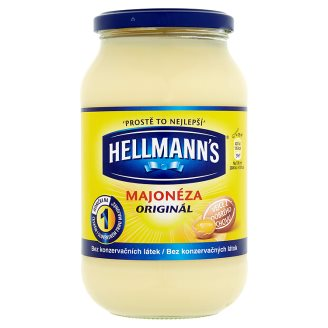 Majonéza 650ml/Hellmans