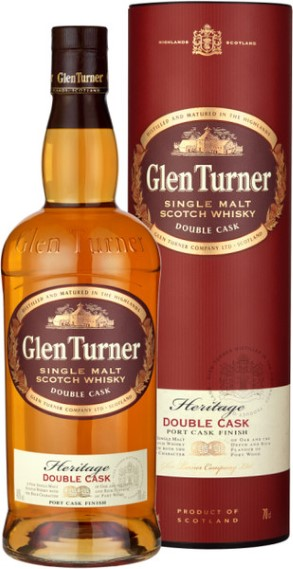 Glen Turner 0,7l 40% single malt scotch whisky