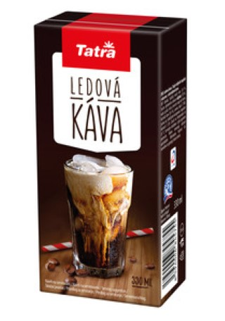 Káva ledová Ice coffee 330ml/Tatra