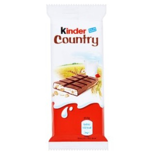 S Kinder Country čokol.tyčinka 23,5g