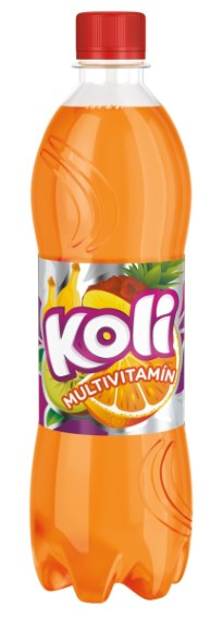 Koli 0.5l multivitamín PET